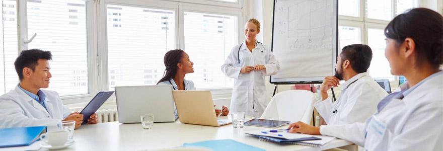 Conseils en orientation medicale et paramedicale