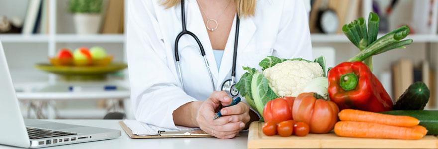 Formation en diététhique